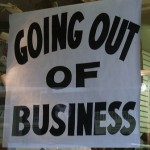 going out of business 150x150 Is Nouveau Riche Closing Down?