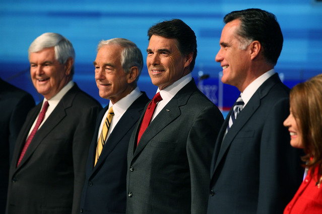 Which GOP Candidate Gets the Most Positive Tweets?