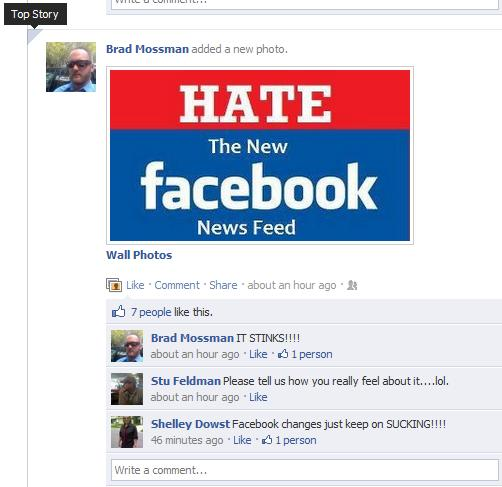 Why You Will Hate the New Facebook Timeline