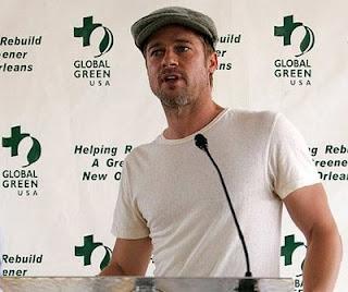 Brad Pitt and Google+
