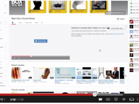 youtube channel redesign 2013