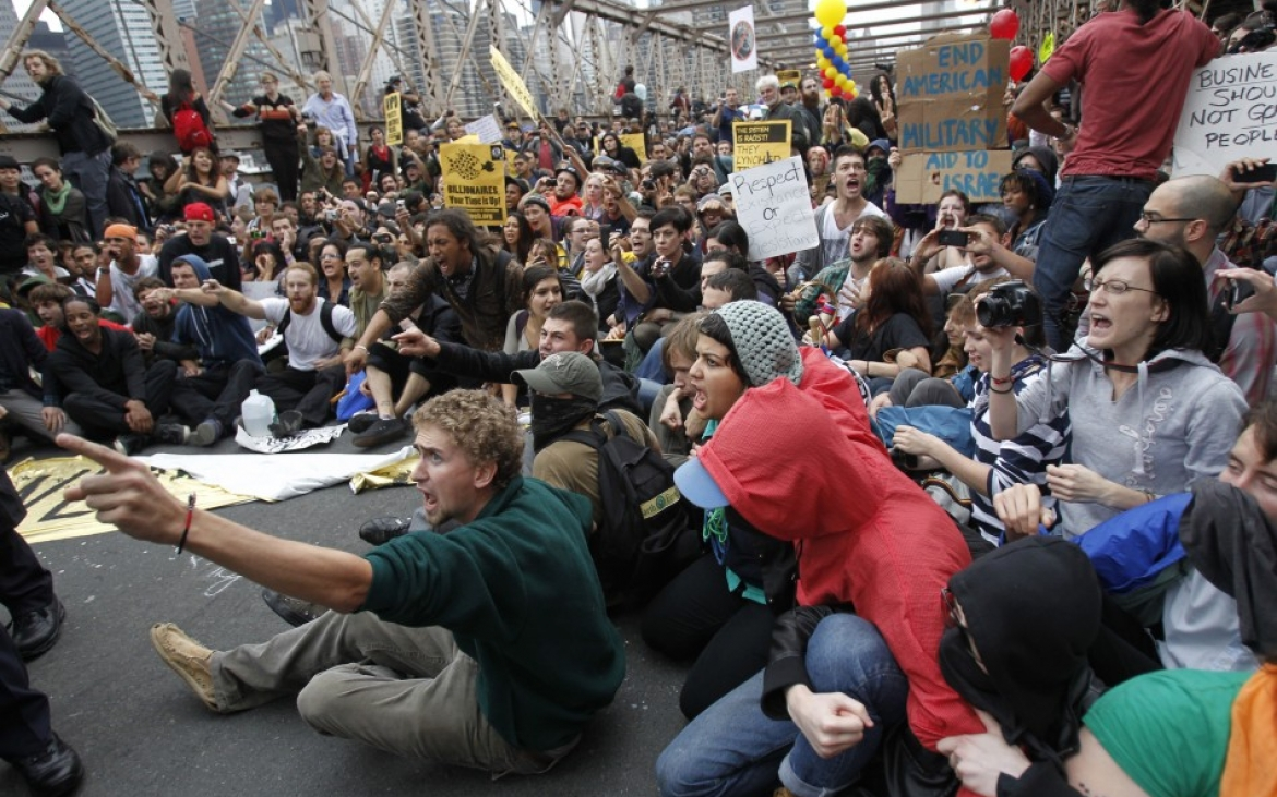 Occupy Wall Street On YouTube