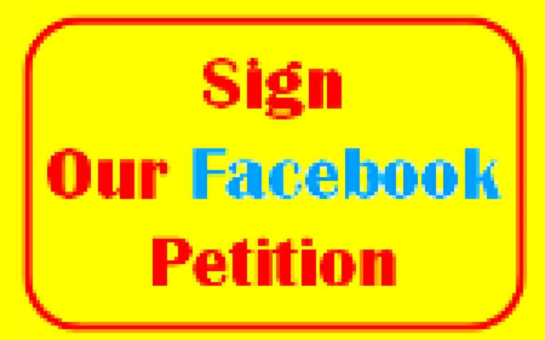 default landing tab petition