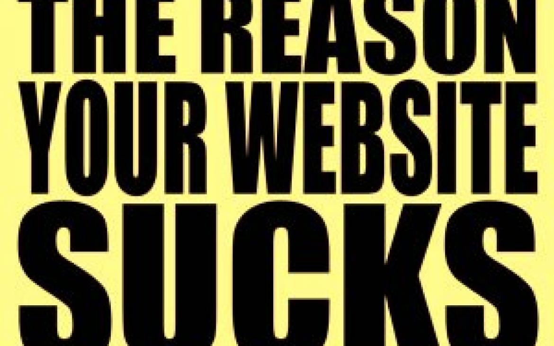 Site sucks your